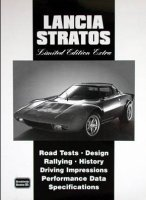 Lancia Stratos Limited Edition Extra