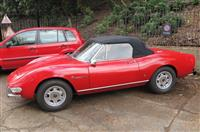 Fiat Dino Spider 2400, Andrew (UK)