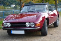 Fiat Dino Spider 2400, Dirk (Germania)