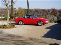 Fiat Dino Spider 2000, Dominique (BE)