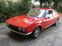 Fiat Dino Coupe 2000 e Fiat Dino Spider 2000, Lincoln (CO)